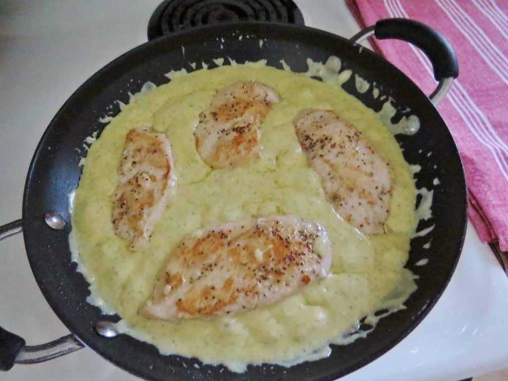 Creamy Ranch Chicken