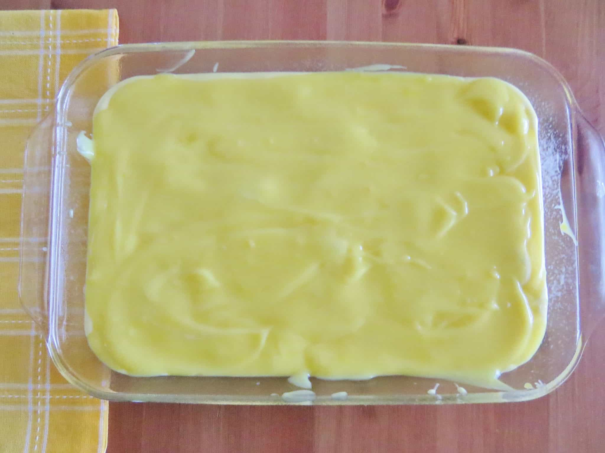 Jello Lemon Pudding Cake Recipe