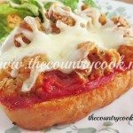 Chicken Parmesan Pizzas