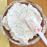 Chocolate Chip Cheesecake (No-Bake)
