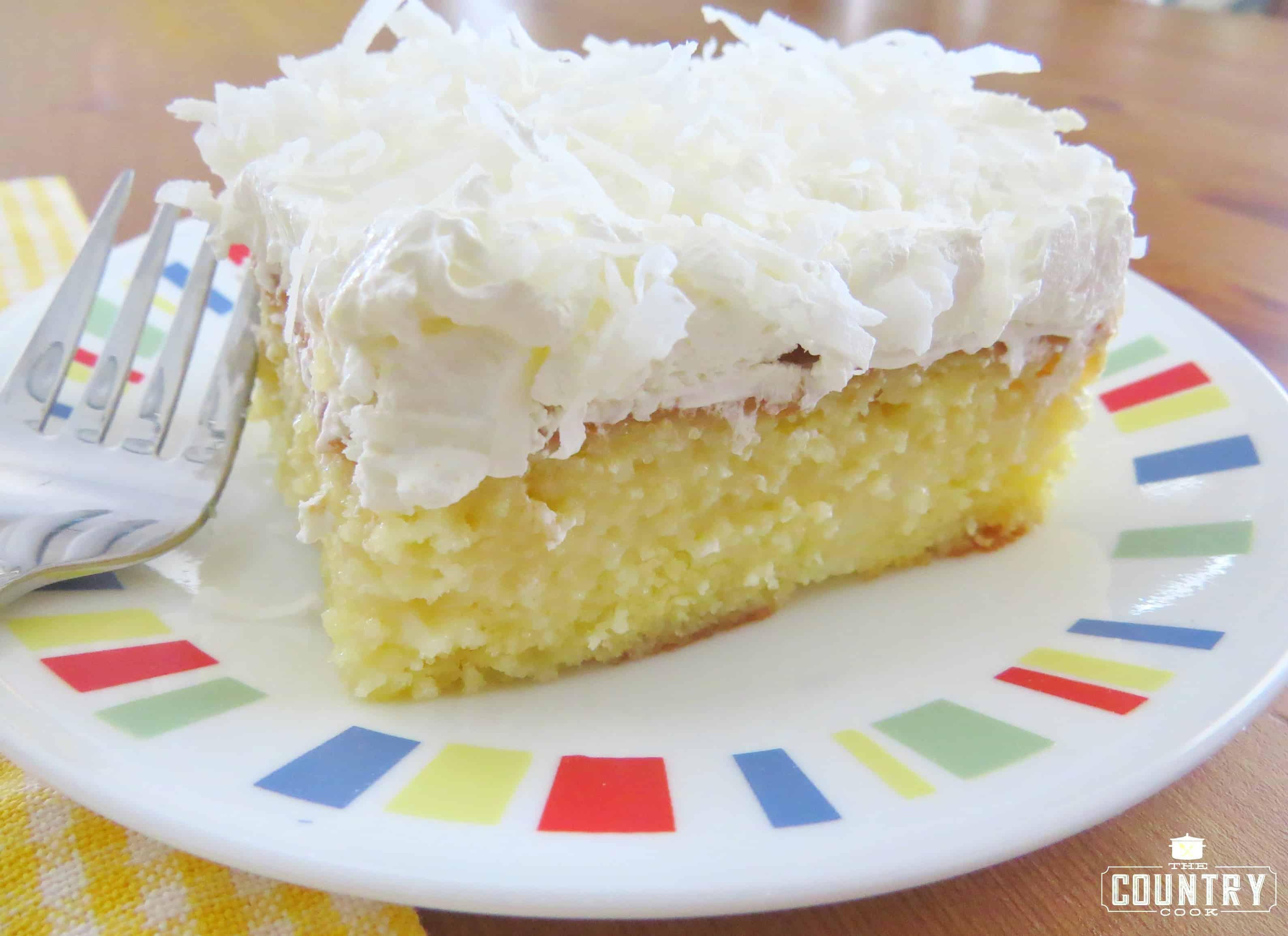 How To Make Pina Colada Cake Filling