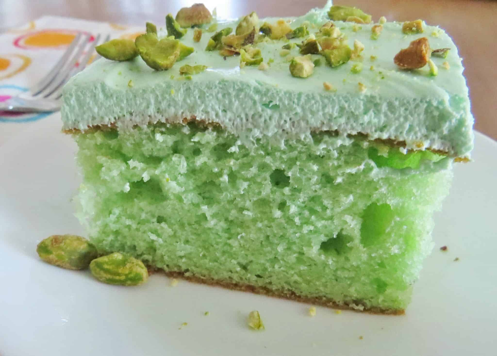 Pistachio Cake The Country Cook