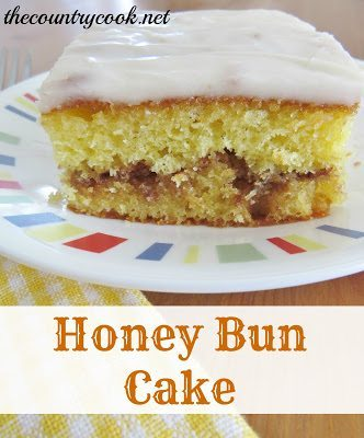 Clipart Of Honey Cake : 36 Favorite Cake Mix Recipes - The Country Cook