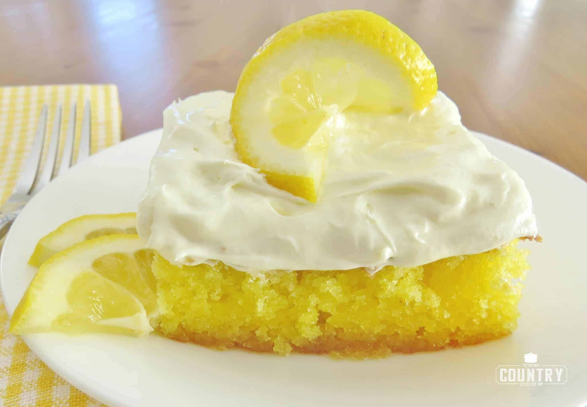 Lemon Dream Cake Facebook