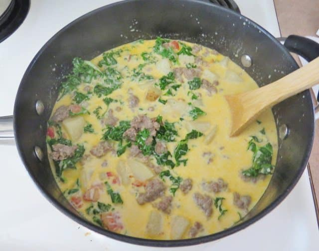 Copycat Olive Garden Zuppa Toscana The Country Cook Main Dishes