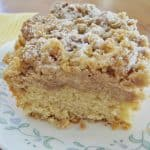 Double Crumb Cake