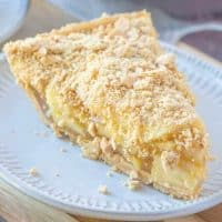 Easy No Bake Apple Pie recipe