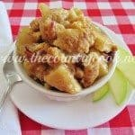Rustic Apple Cobbler