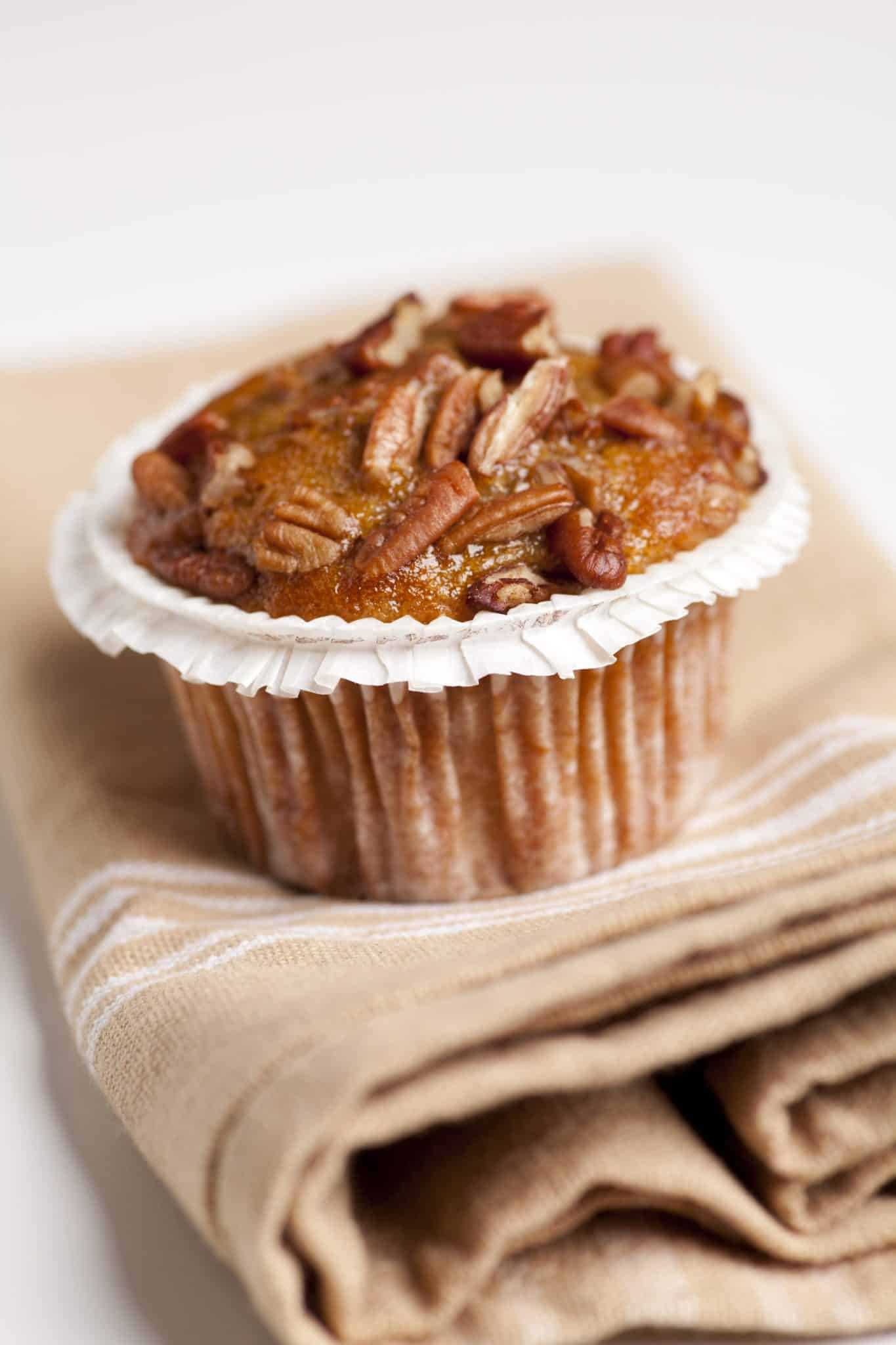 Southern Pecan Pie Muffins The Country Cook