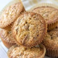 Easy Southern Pecan Pie Muffins