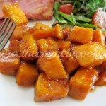 Honey Glazed Sweet Potatoes