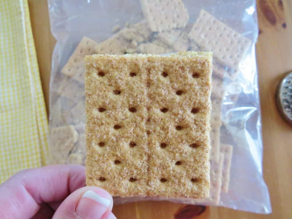 Graham Cracker Cake