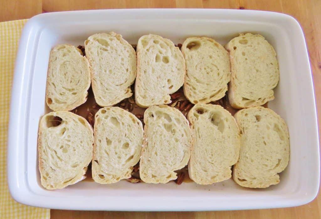Pecan Praline French Toast
