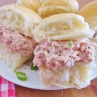 Ham Salad on rolls