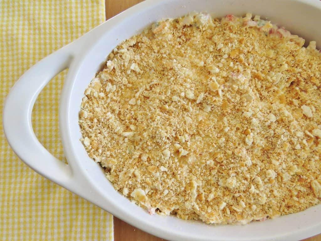 Warm Pimiento Cheese Dip