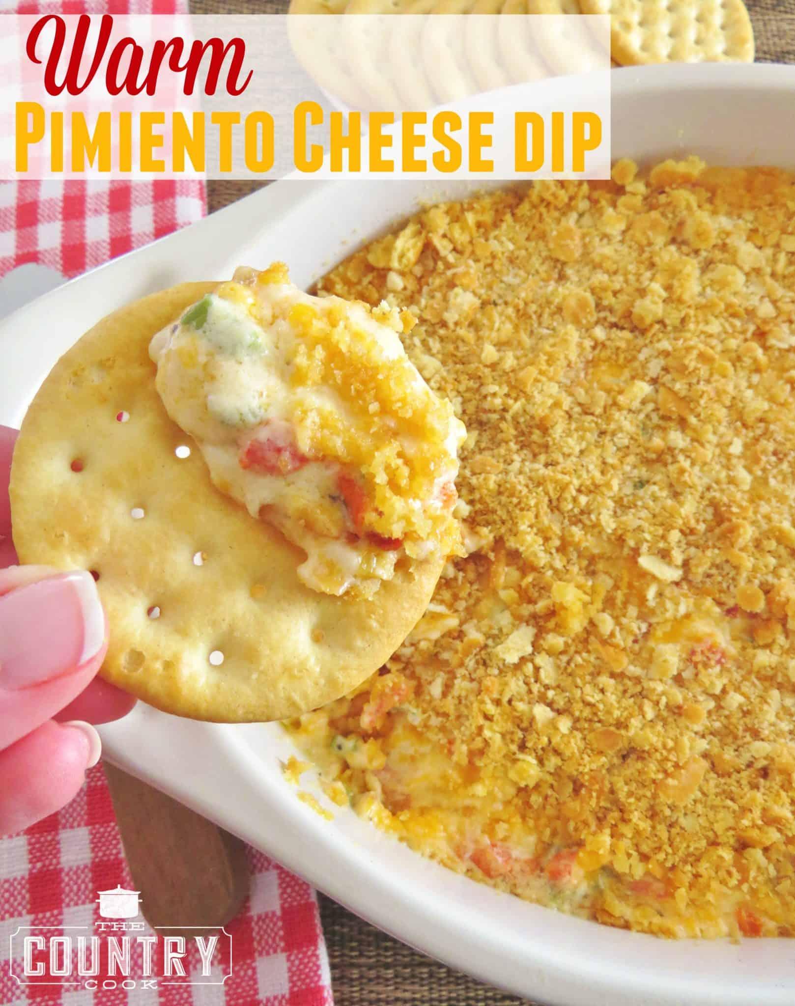 recipe: warm pimento cheese dip [21]