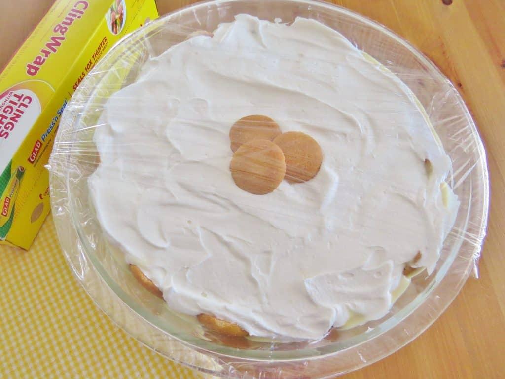 Picnic Banana Pudding