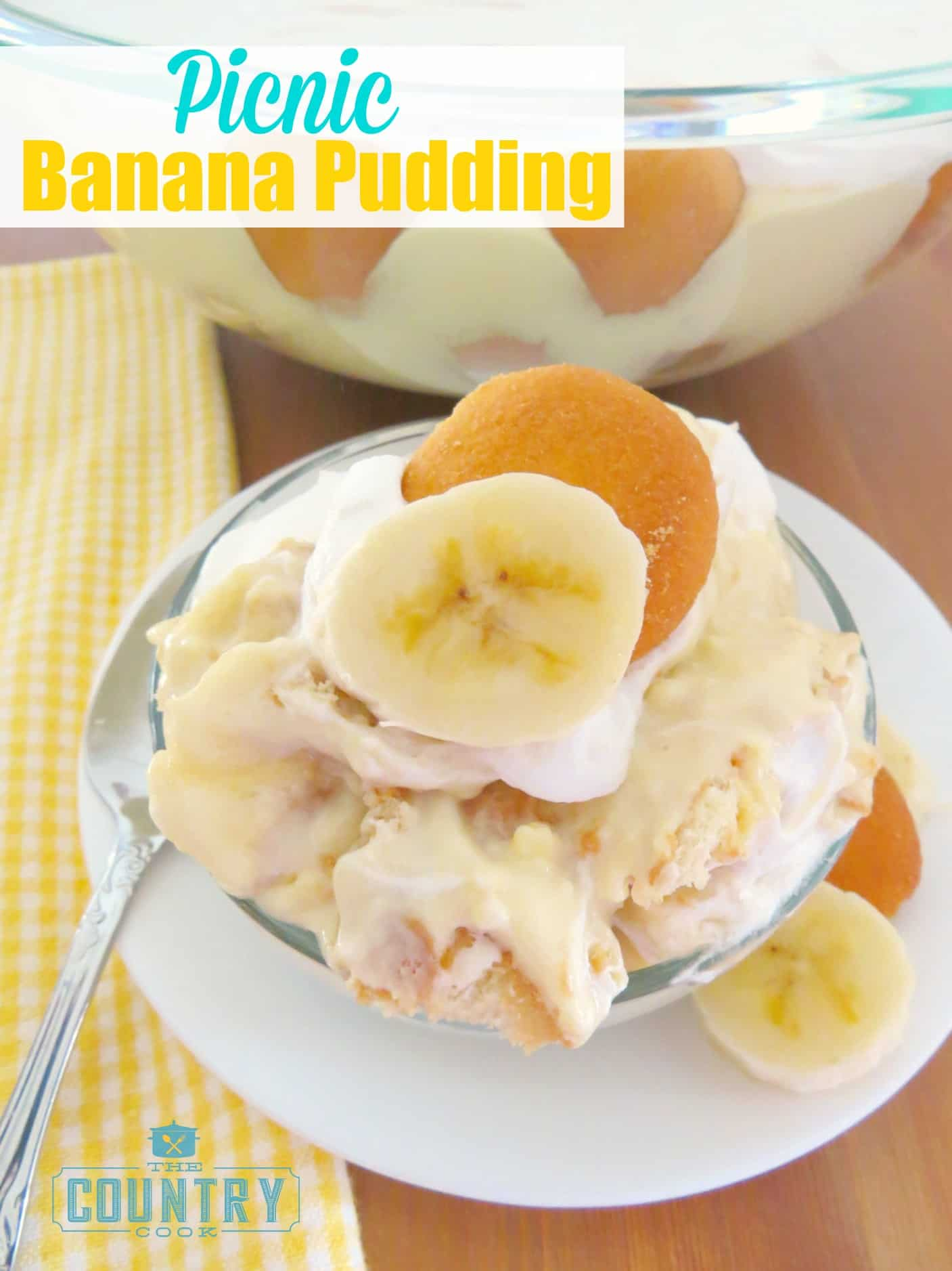 Paula Deen Banana Pudding Cake Recipe