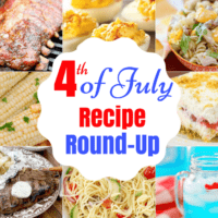 4th of July Recipe Roundup at The Country Cook