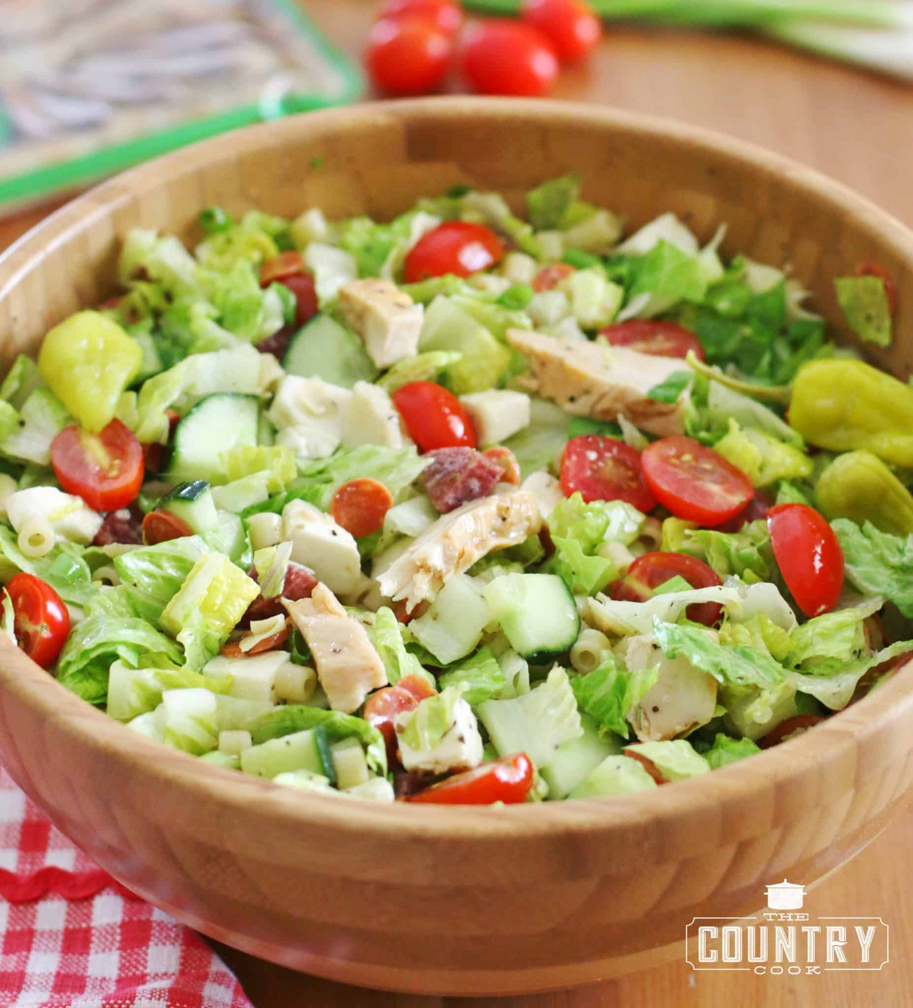 Tell me a good salad recipe from canned beans