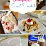 Summer Sweet Treats Recipe Round-Up