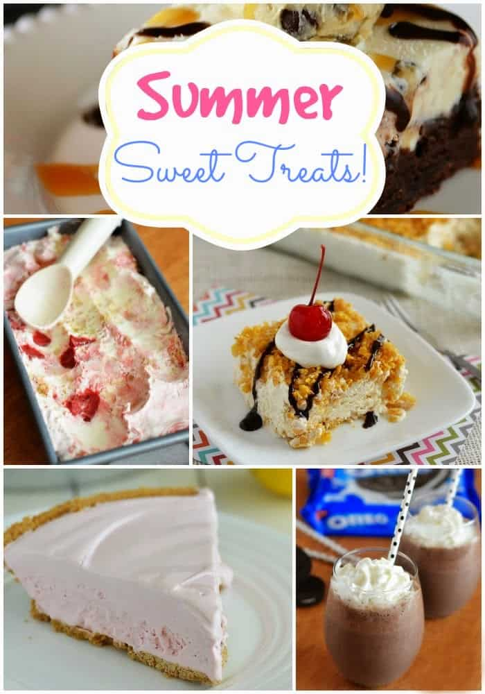 Summer Sweet Treats Recipe Round Up The Country Cook