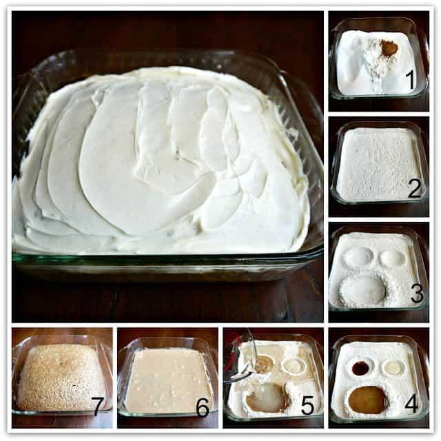 Spiced Wacky Cake Recipe