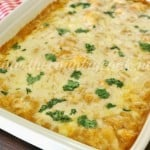 Bisquick Chicken Enchilada Bake