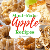 26 Must-Make Apple Recipes