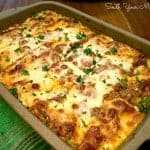 South Your Mouth Lasagna