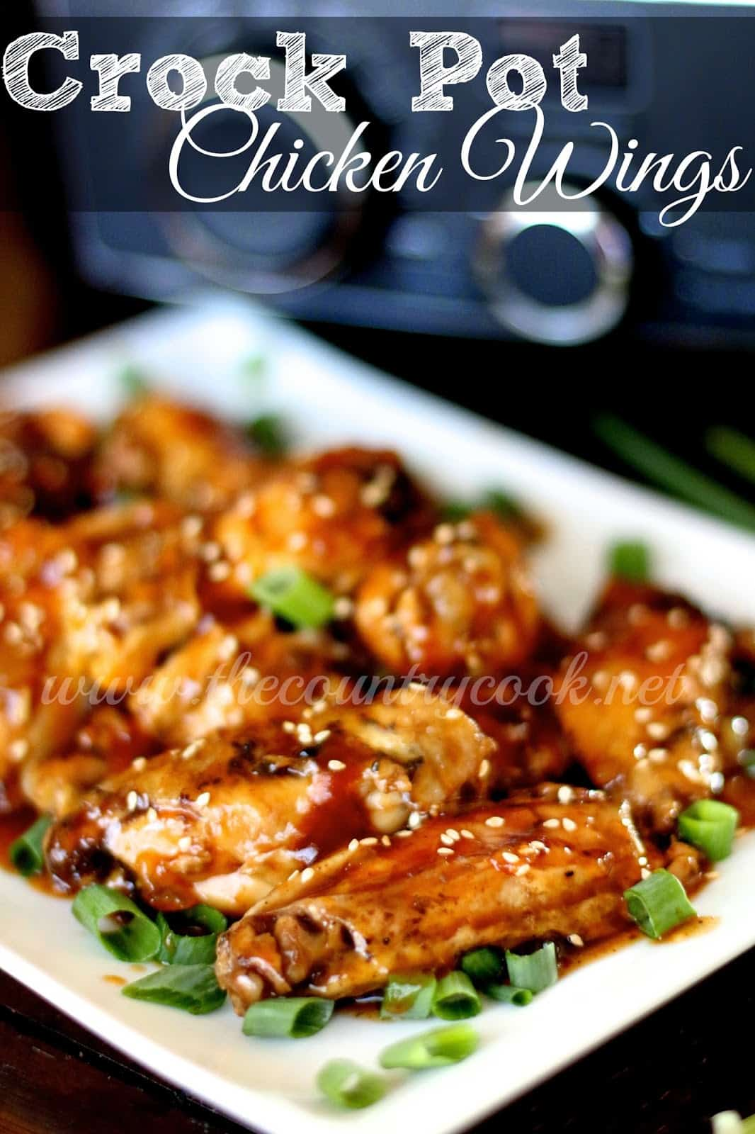 how to cook thawed chicken wings