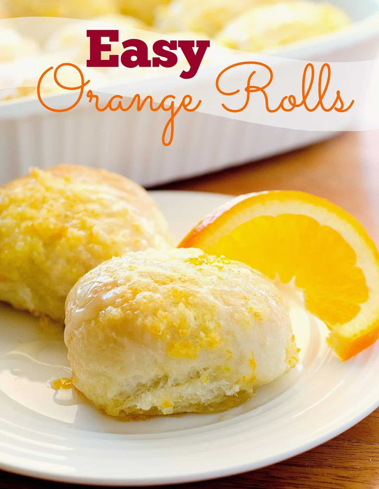 Easy orange rolls the country cook with the help of pre made dough these orange rolls are really a cinch to make with my family i usually have to double the recipe which is also easy to forumfinder Gallery