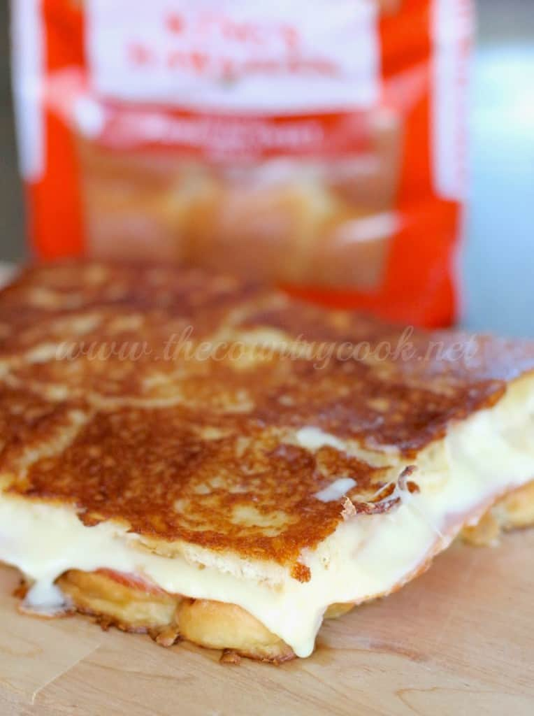 Inside Out Grilled Cheese The Country Cook