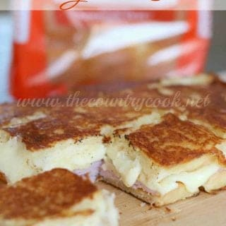 Inside Out Grilled Cheese