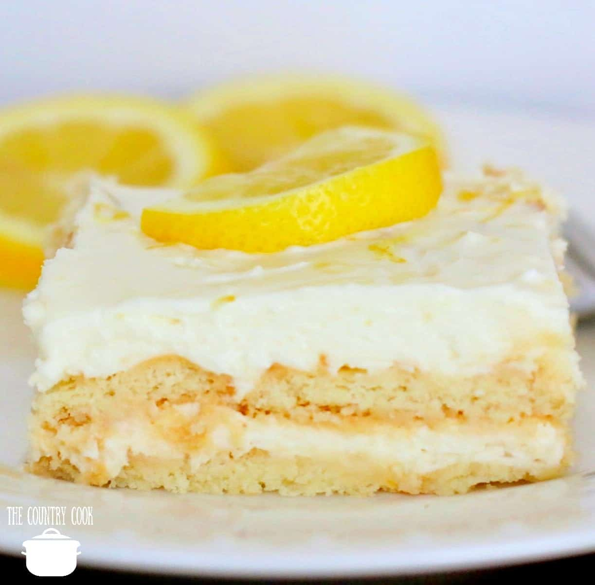 Banana Icebox Cake Recipe
