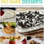 30 No-Bake Desserts