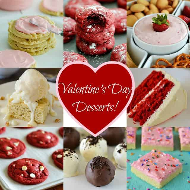 Best Valentine's Day Desserts