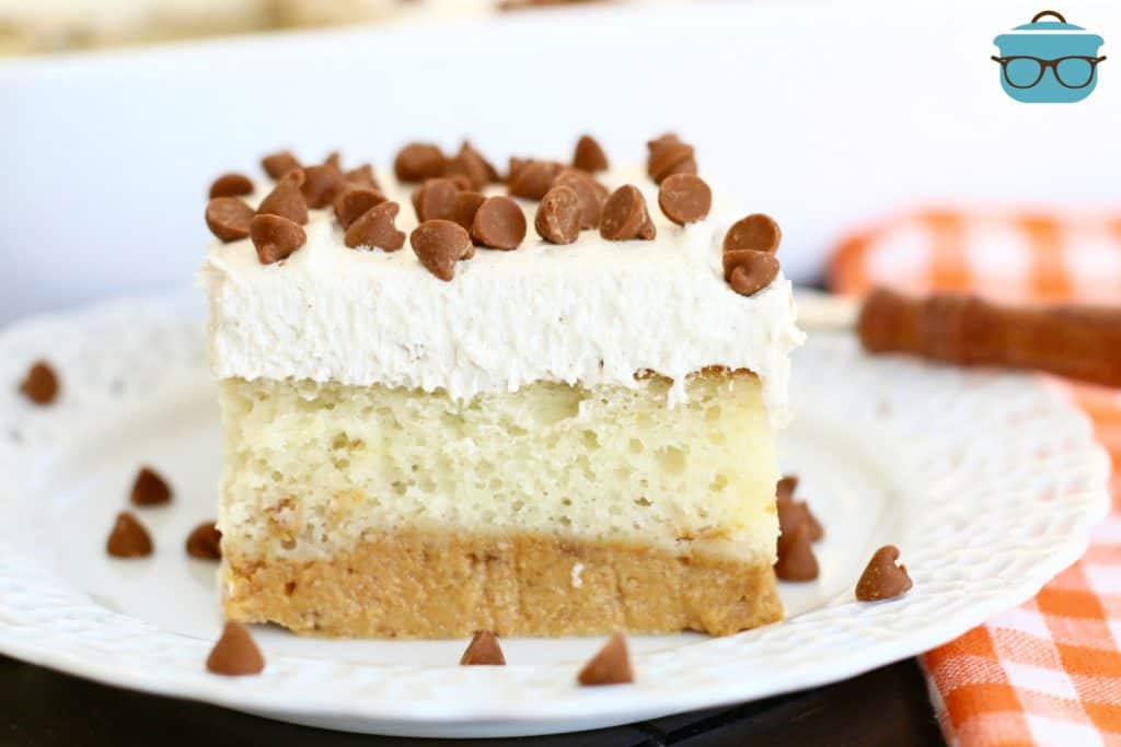 MAGIC PUMPKIN LAYER CAKE TOPPED WITH CINNAMON CHIPS