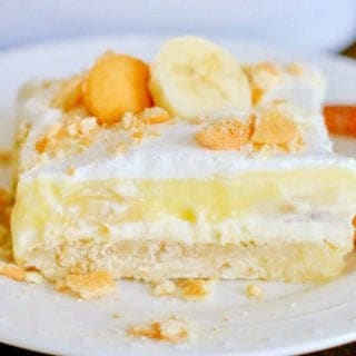 Banana Cream Pie Delight recipe