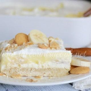 Banana Cream Pie Delight