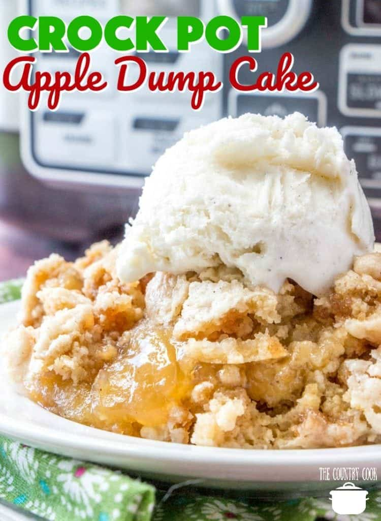 Cherry Dump Cake The Country Cook