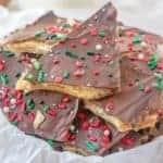 Christmas Crack, Cracker Toffee