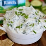 Green Goddess Ranch Dip