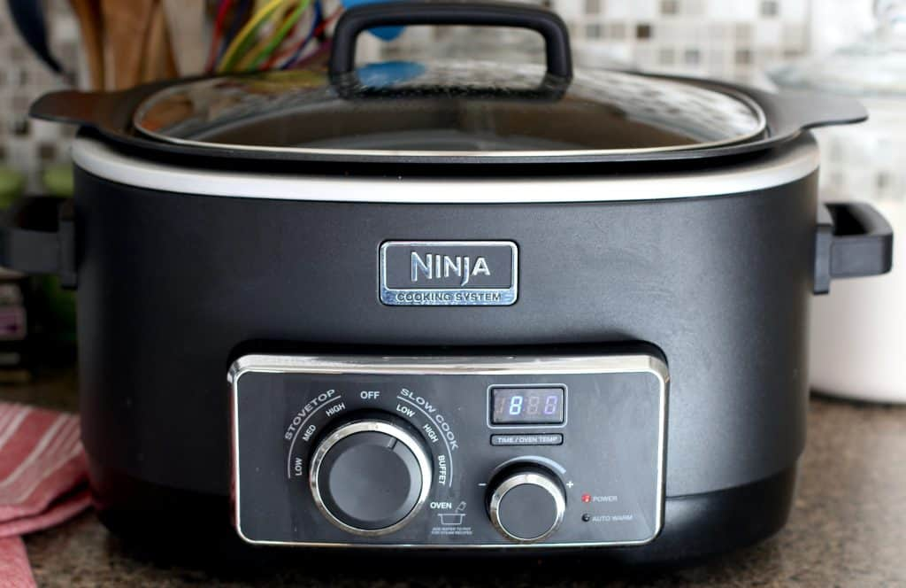 Ninja cooker