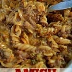 Amish Country Casserole ~ Weekend Potluck #222