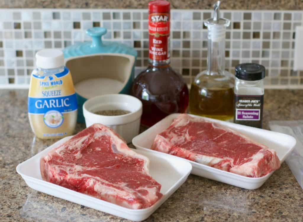 Best red wine steak marinade