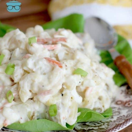 Hawaiian Macaroni Salad Recipe Cook's Country
