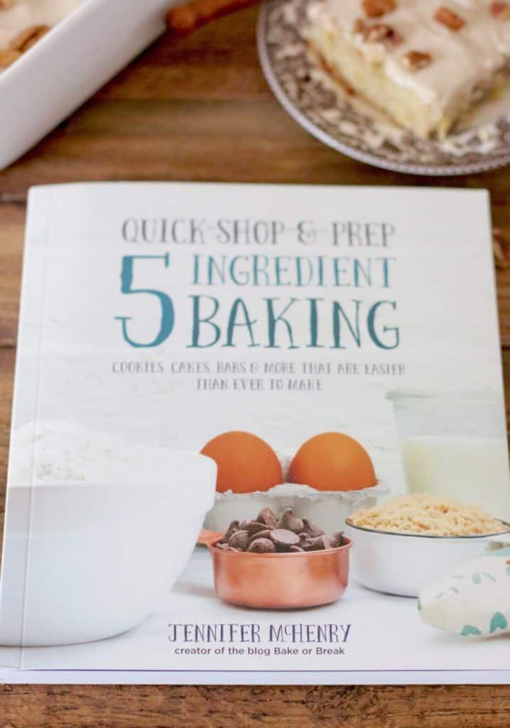 5 Ingredient Baking Cookbook