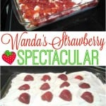 Wanda's Strawberry Spectacular ~ Weekend Potluck #227