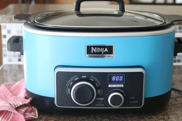6-quart ninja slow cooker